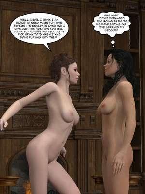 3D Porn Comics CreativeGuy59- Jiggles 1-2 Porn Comic 13