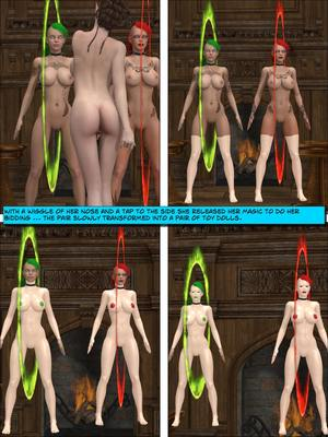 3D Porn Comics CreativeGuy59- Jiggles 1-2 Porn Comic 35