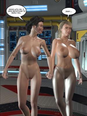 3D Porn Comics CreativeGuy59- Robolegs 5 Porn Comic 02