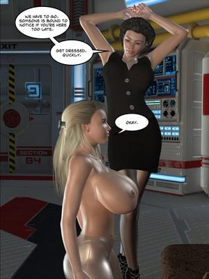 3D Porn Comics CreativeGuy59- Robolegs 5 Porn Comic 07