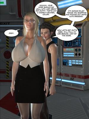 3D Porn Comics CreativeGuy59- Robolegs 5 Porn Comic 08