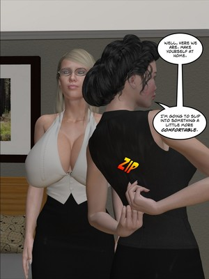 3D Porn Comics CreativeGuy59- Robolegs 5 Porn Comic 11