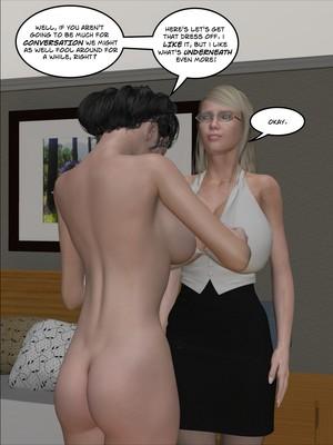 3D Porn Comics CreativeGuy59- Robolegs 5 Porn Comic 13