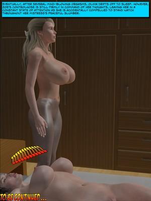 CreativeGuy59- Robolegs 5 free Porn Comic