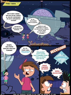 Incest Comics Croc-Rompiendo Reglas 4- Fairly OddParents Porn Comic 04