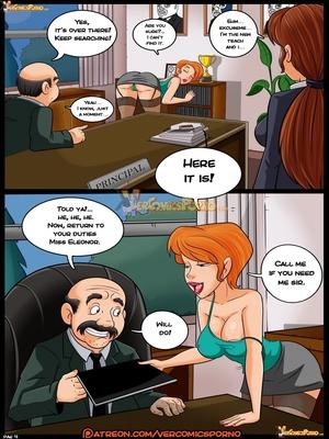 1nzest Comics Croc- Valery Chronicles Porn Comic 05