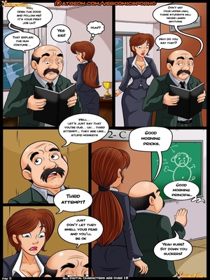 1nzest Comics Croc- Valery Chronicles Porn Comic 06