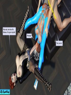 3D Porn Comics CrystalImage- Classic Silke 4- New Horizons Porn Comic 21
