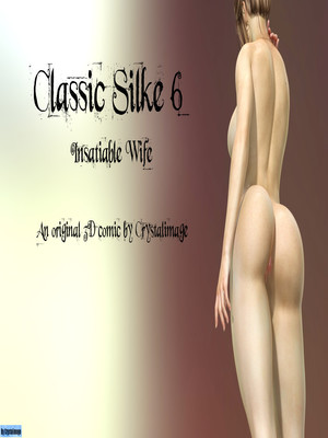 Porn Comics - CrystalImage- Classic Silke 6- Insatiable Wife free Porn Comic