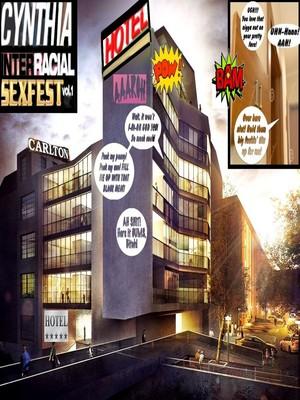 3D Porn Comics Cynthia Interracial Sexfest Vol.1 Porn Comic 01