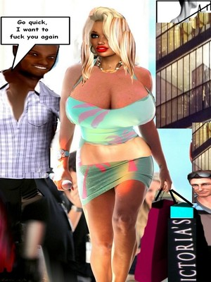 3D : Cynthia Interracial Sexfest Vol.1 Porn Comic