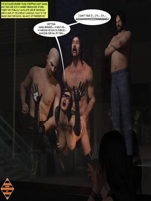 3D Porn Comics Dangerguy- Fresh Start Porn Comic 03