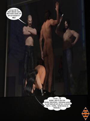 3D Porn Comics Dangerguy- Fresh Start Porn Comic 04