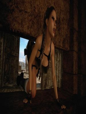 3D Porn Comics Dark Adventures- HitmanX3Z – Iris Porn Comic 10