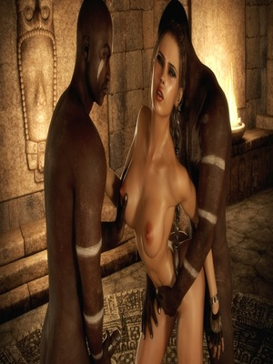 3D Porn Comics Dark Adventures- HitmanX3Z – Iris Porn Comic 19