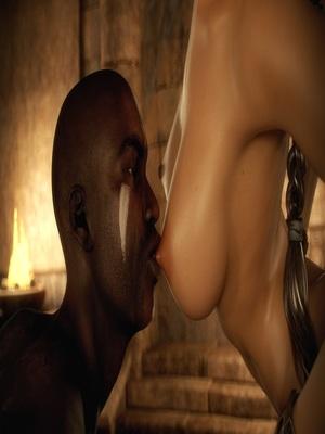 3D Porn Comics Dark Adventures- HitmanX3Z – Iris Porn Comic 21