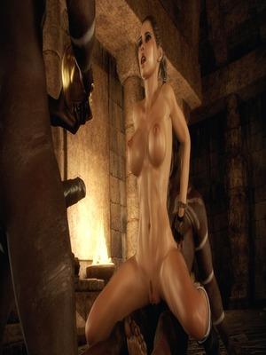 3D Porn Comics Dark Adventures- HitmanX3Z – Iris Porn Comic 41