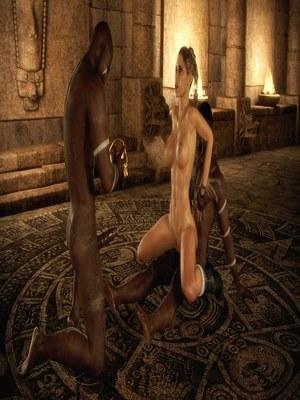 3D Porn Comics Dark Adventures- HitmanX3Z – Iris Porn Comic 42