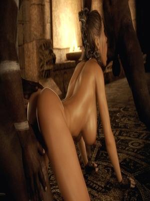 3D Porn Comics Dark Adventures- HitmanX3Z – Iris Porn Comic 47