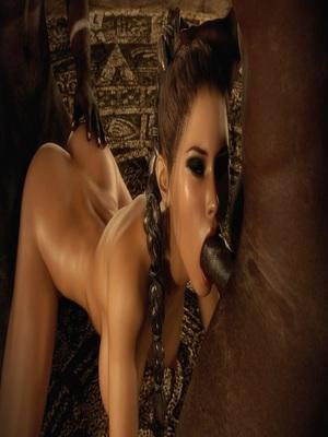 3D Porn Comics Dark Adventures- HitmanX3Z – Iris Porn Comic 48