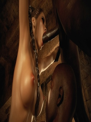 3D Porn Comics Dark Adventures- HitmanX3Z – Iris Porn Comic 50