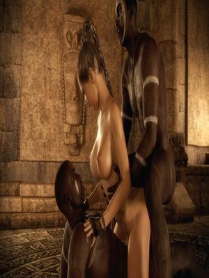 3D Porn Comics Dark Adventures- HitmanX3Z – Iris Porn Comic 53