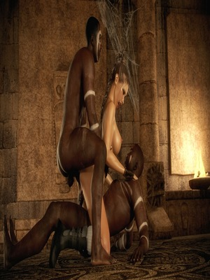 3D Porn Comics Dark Adventures- HitmanX3Z – Iris Porn Comic 55