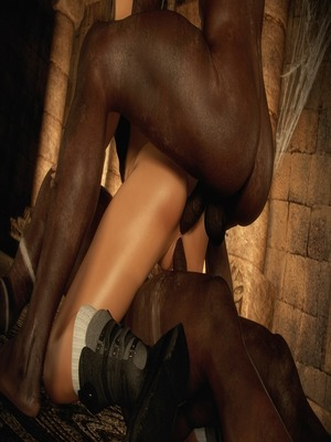 3D Porn Comics Dark Adventures- HitmanX3Z – Iris Porn Comic 56