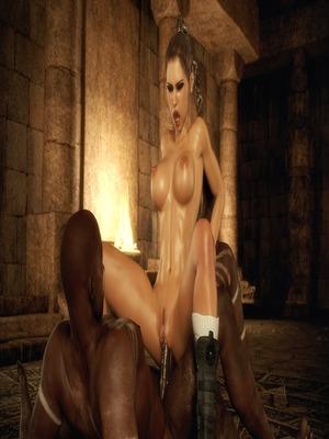 3D Porn Comics Dark Adventures- HitmanX3Z – Iris Porn Comic 62