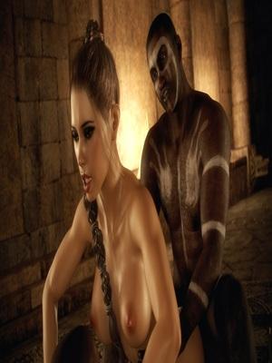 3D Porn Comics Dark Adventures- HitmanX3Z – Iris Porn Comic 67