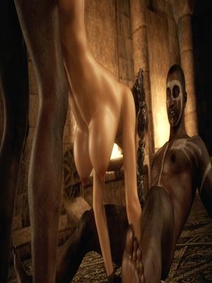 3D Porn Comics Dark Adventures- HitmanX3Z – Iris Porn Comic 71
