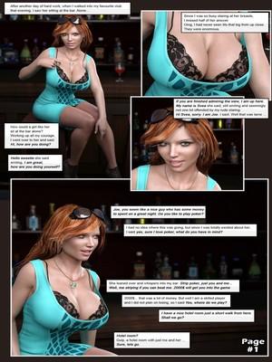 3D Porn Comics Darkhound- Poker Night- [3D Fuck] Porn Comic 02