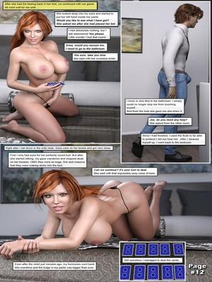 3D Porn Comics Darkhound- Poker Night- [3D Fuck] Porn Comic 13