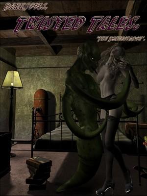Porn Comics - DarkSoul3D- Twisted Tales – [The Inheritance] free Porn Comic