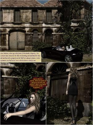 3D Porn Comics DarkSoul3D- Twisted Tales – [The Inheritance] Porn Comic 02
