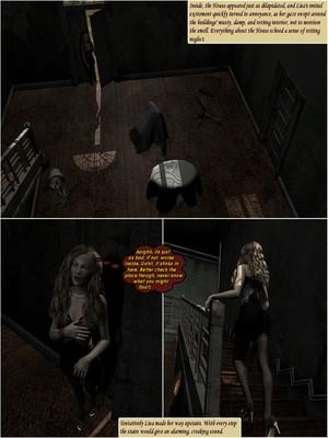 3D Porn Comics DarkSoul3D- Twisted Tales – [The Inheritance] Porn Comic 03