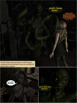 3D Porn Comics DarkSoul3D- Twisted Tales – [The Inheritance] Porn Comic 09