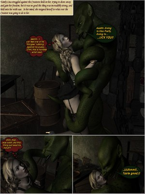 3D Porn Comics DarkSoul3D- Twisted Tales – [The Inheritance] Porn Comic 12