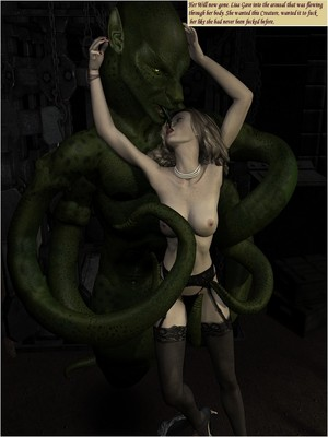 3D Porn Comics DarkSoul3D- Twisted Tales – [The Inheritance] Porn Comic 16
