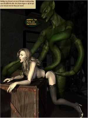 3D Porn Comics DarkSoul3D- Twisted Tales – [The Inheritance] Porn Comic 18