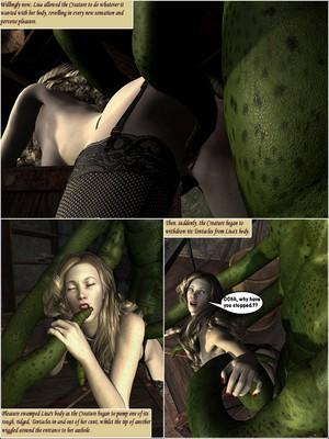 3D Porn Comics DarkSoul3D- Twisted Tales – [The Inheritance] Porn Comic 19