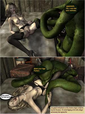 3D Porn Comics DarkSoul3D- Twisted Tales – [The Inheritance] Porn Comic 21