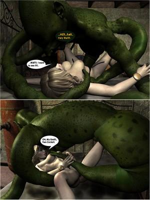 3D Porn Comics DarkSoul3D- Twisted Tales – [The Inheritance] Porn Comic 30
