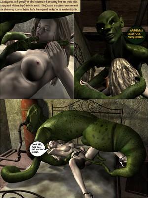 3D Porn Comics DarkSoul3D- Twisted Tales – [The Inheritance] Porn Comic 32