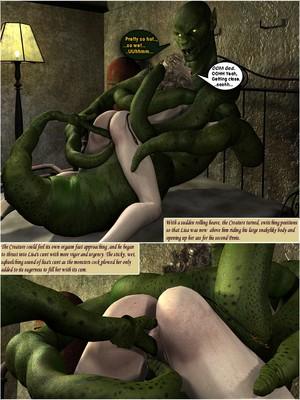 3D Porn Comics DarkSoul3D- Twisted Tales – [The Inheritance] Porn Comic 36