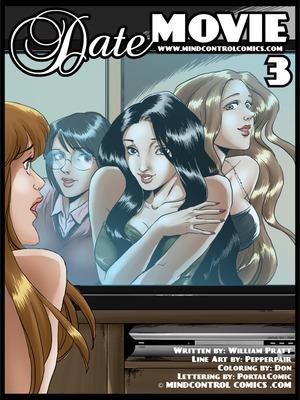 Adult Comics Date Movie 03- Mind Control Porn Comic 01