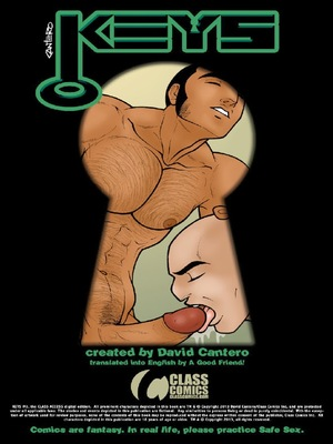 David Cantero- Keys 3 free Porn Comic sex 02
