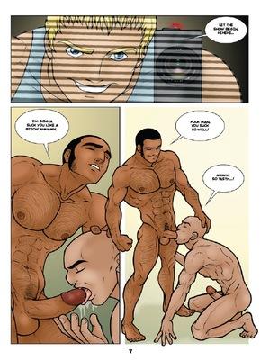 David Cantero- Keys 3 free Porn Comic sex 09