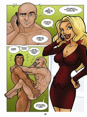 David Cantero- Keys 3 free Porn Comic sex 14