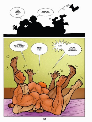 David Cantero- Keys 3 free Porn Comic sex 23